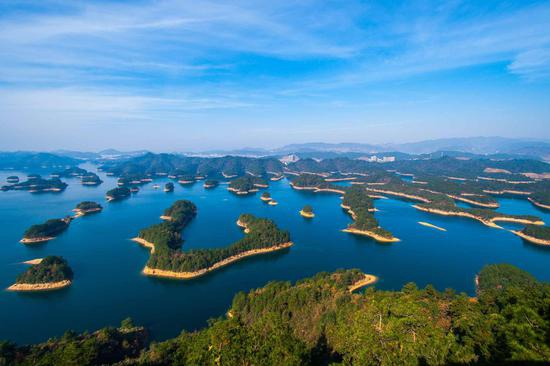 千岛湖资料图