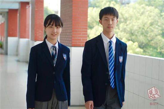 水果湖高中校服