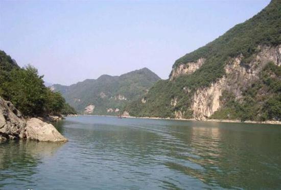 汉川市南河乡风景如画。