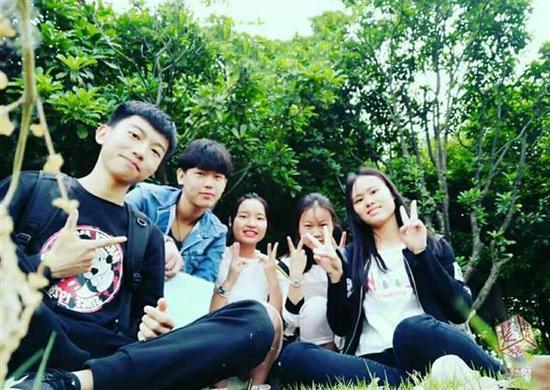 武汉高校5名大学生体验全英日常 2个月时间全说英语