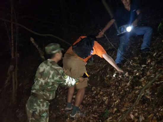 两处景区3名驴友遇难 宜昌关闭十余条户外探险线路
