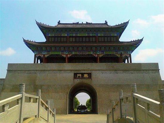 仙桃市沔城回族镇历史悠久。