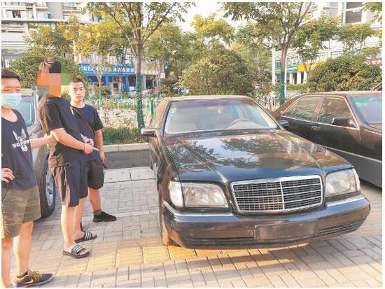 《【摩登2平台登录入口】停放5年的老款豪车莫名失踪 真相令人意外》