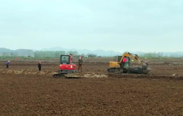 武汉17个高标准农田建设项目有序复工 粮食产能将年新增1500万