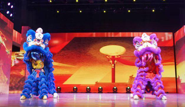 2020年洪山区第八届全民健身运动会武术展示大赛举行