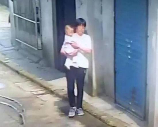 青浦练塘拐骗儿童案嫌疑人被批准逮捕 东方网 资料图