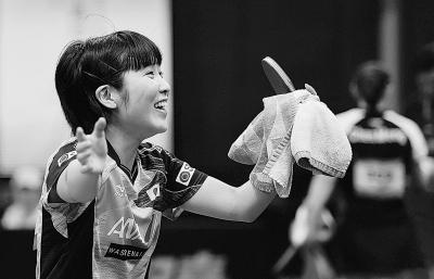 日本新星平野美宇在女单决赛3比0横扫陈梦夺冠