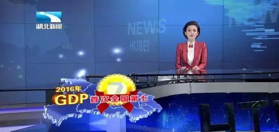 湖北GDP总量重首跃全国第7!中国经济增速重返世界第1!