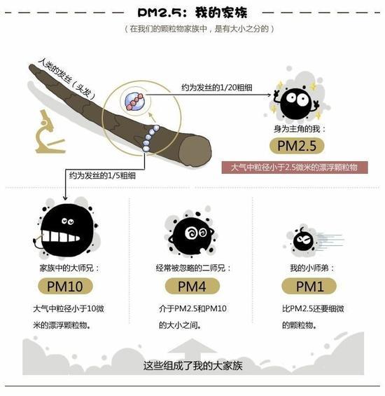 ►PM2.5和PM10的危害有什么不同?