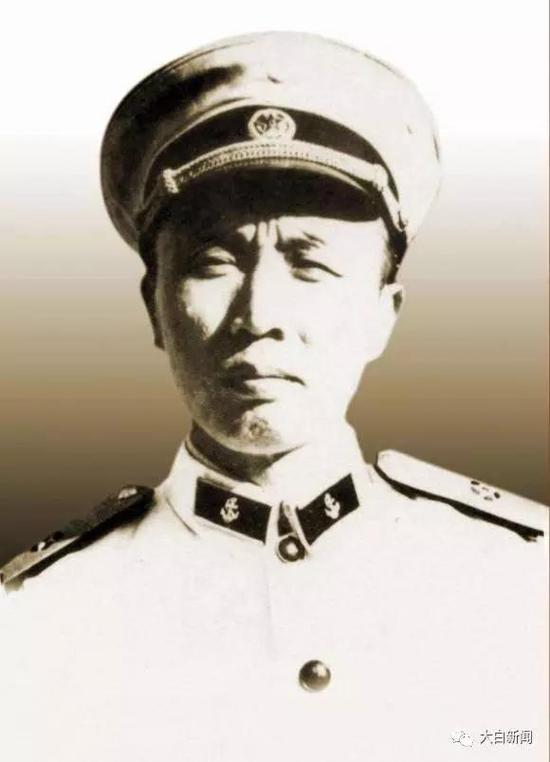 开国将军殷国洪 资料图 来源于大白新闻