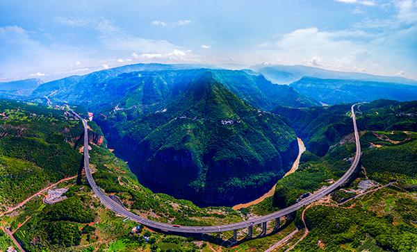 贵州高速里程超湖北引鄂媒反思:这些地方值得学习