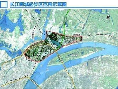 武汉长江新城概念规划编制确定5家入围机构