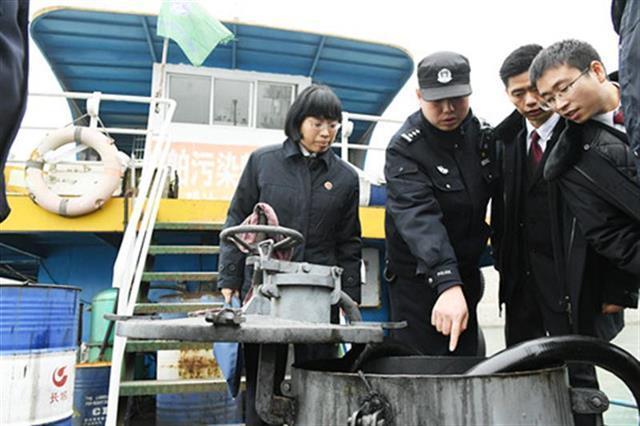宜昌通报2起破坏长江生态环境案 4人被批准逮捕