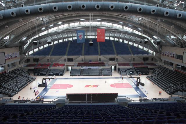 华中科技大学光谷体育馆