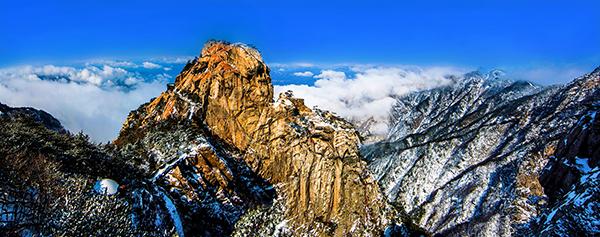 黄冈大别山地质公园成中国第37个世界地质公园(图)