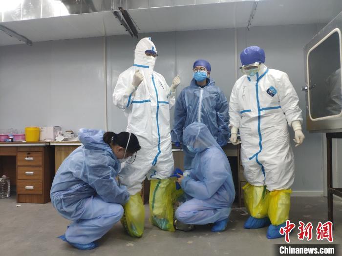 『鄂州』鄂州雷山医院出院患者突破300人 在院治疗患者降至24人