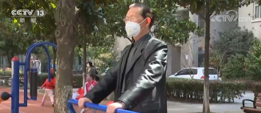 湖北武汉:有序扩展无疫社区居民活动空间