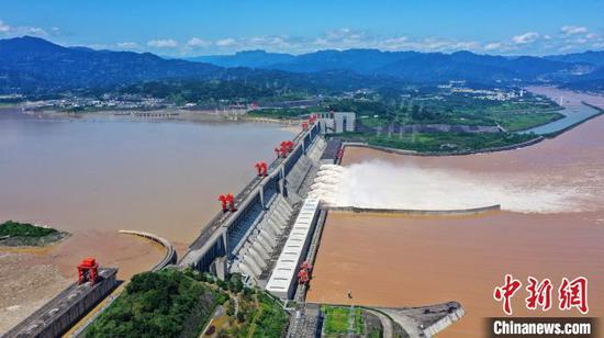 《【摩登2h5登录】三峡工程成功应对长江第3号洪水 拦洪超35亿方》