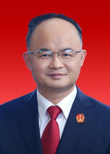 游劝荣。图:湖北省高级人民法?#21644;?#31449;