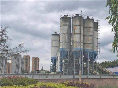 据称,为了建水泥厂,严金曾带了十几个小混混恐吓村民。摄影/新京报记者 王昱倩