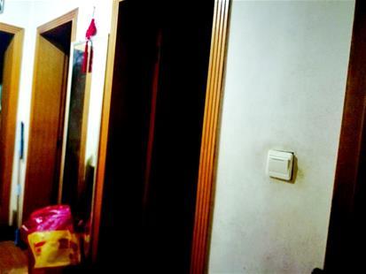 图为:出事的卧室