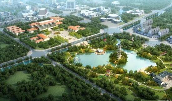 规划中的大柴湖经济开发区,给了柴湖镇移民新的希望。