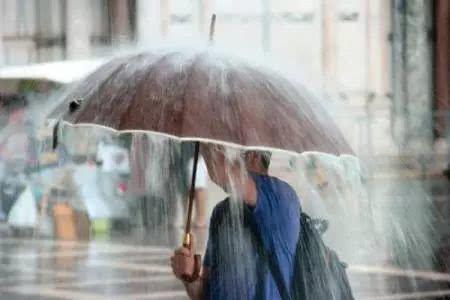 强降雨来临