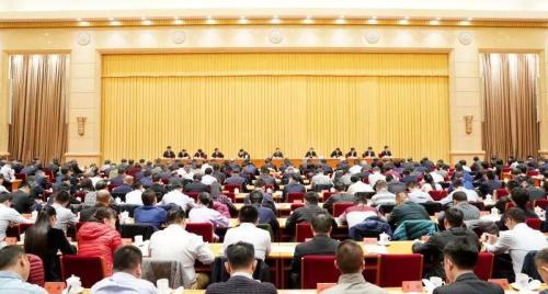 3月27日,中央扫黑除恶第二轮、第三轮督导工作动员培训班在北京开班。 图片来源:中国长安网