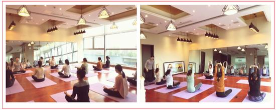 """女神节来啦   武汉分行工会开展""""一起来瑜伽吧""""女职工健身主题活动"""