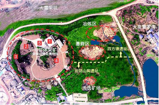 湖北大冶铜绿山国家考古遗址公园将全面开建(图)