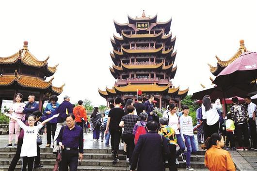 武昌将投4.7亿完善旅游设施 黄鹤楼景区将大规模扩容