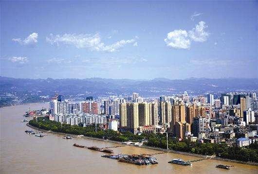 宜昌主城五年扩大近一倍 完成投资1700亿元