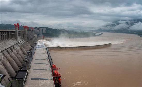 再战洪峰 三峡水库迎长江2020年