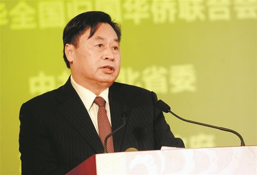 图为茅永红百步亭集团董事局主席