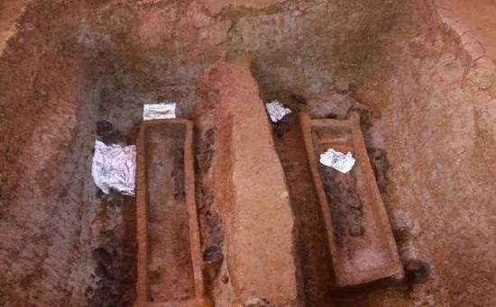 湖北沙洋县城河新石器时代遗址