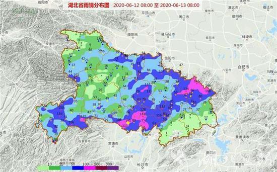 《【星图娱乐登录地址】湖北迎入梅首轮区域性暴雨 最大降雨点位于公安县》