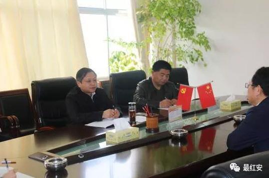 黄冈市委常委、红安县委书记余学武回访教育受处分党员干部