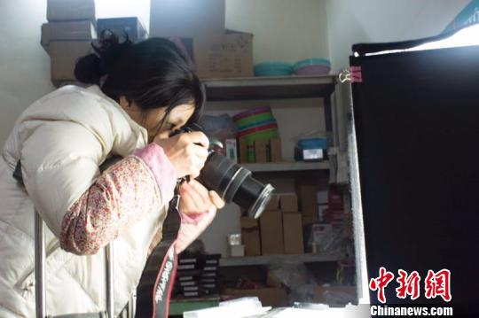 郑美玲自学摄影拍摄商品照片 高伊洛 摄