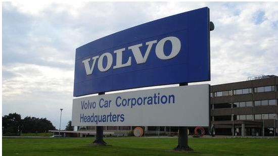 当月沃尔沃汽车全球销量为43439辆,较上年同期的35475辆增长22.4%%。