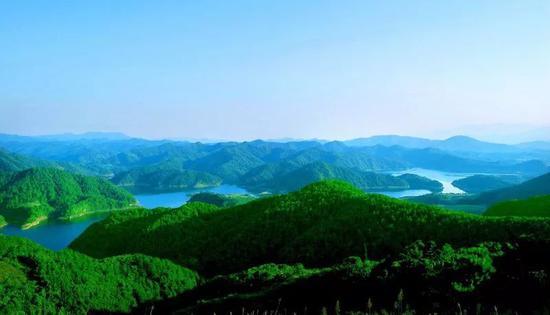 丹江口库区(图:十堰政府网)