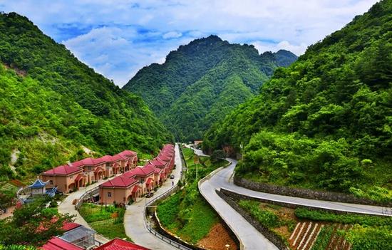 尧治河生态村