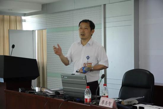 航空工业特飞所/通飞研究院副院所长廖圣智