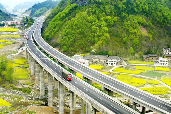 好消息!湖北再添2条高速路 市民出行将更加便利