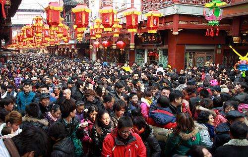 武汉人春节旅游平均花费5000元 居全国第十