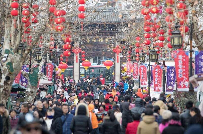 春节假期2665.8万人次游湖北 实现旅游收入290.3亿元