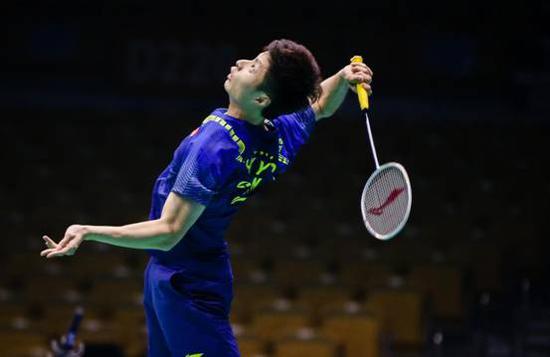国羽新当家石宇奇向个人职业生涯第一个亚锦赛男单冠军发起冲击