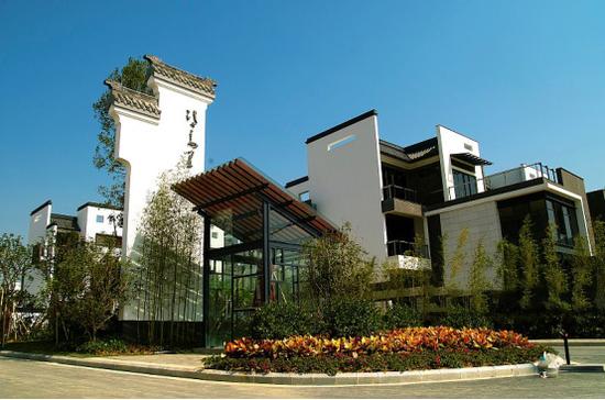 改善型购房者的机会来了,汉口三环旁奢居叠墅即将入市!