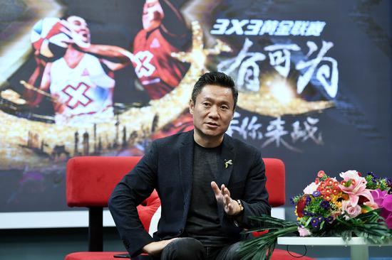 据魏江雷介绍,明年参与黄金联赛的人数将超过10万人,到2020年覆盖城市将达到250个