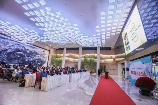 长江文明馆(武汉自然博物馆)现场推介研学项目