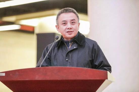 武汉市教育局局长孟晖发言